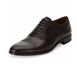 Bruxelles Leather Oxford Dress Shoes by Bally in Suits