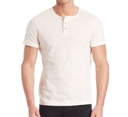 Nayte Sea Slub Henley by Theory in Lethal Weapon