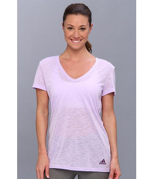 Boyfriend Double V-Neck Tee by adidas in The Fault In Our Stars