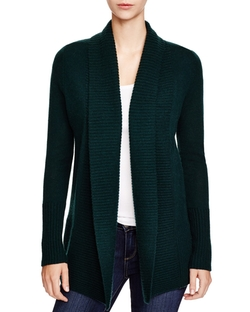 Shawl-Collar Cashmere Cardigan by C By Bloomingdale's in Master of None