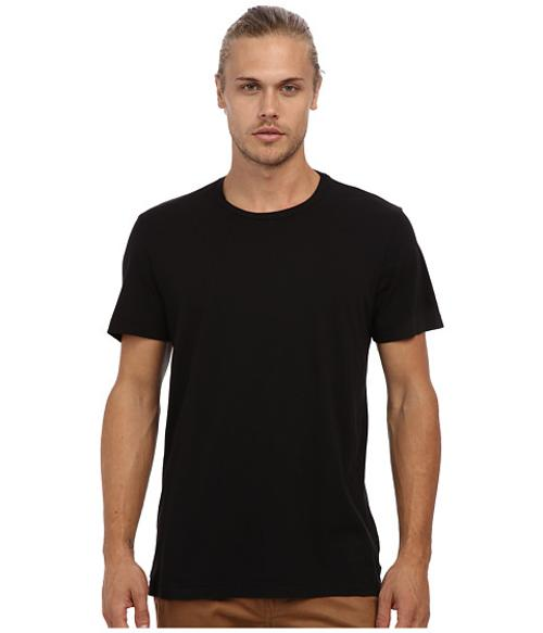 Howard Crew Neck Whisper Jersey T-Shirt by Velvet by Graham & Spencer in Little Fockers