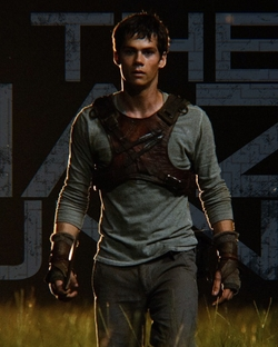 Custom Made Leather Hand Gloves (Thomas) by Christine Bieselin Clark and Simonetta Mariano (Costume Designers) in Maze Runner: The Scorch Trials