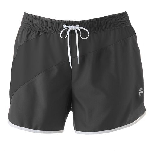 Curve Running Shorts by Fila Sport in Mean Girls