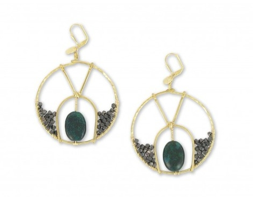 Freida Earrings by Double Happiness in Gossip Girl - Series Looks