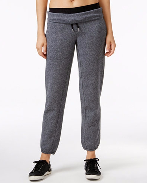 Performance Fleece Jogger Pants by Calvin Klein in Animal Kingdom