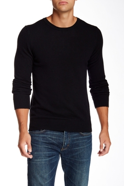 Crew Neck Kashmerino Sweater by J. Lindeberg  in Modern Family