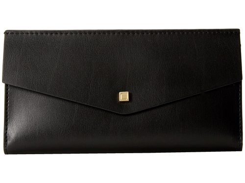 Blair Unlined Amanda Continental Clutch Bag by Lodis in Pretty Little Liars - Season 6 Episode 10