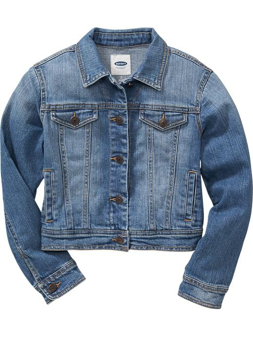 Girls Denim Jackets by Old Navy in Tomorrowland