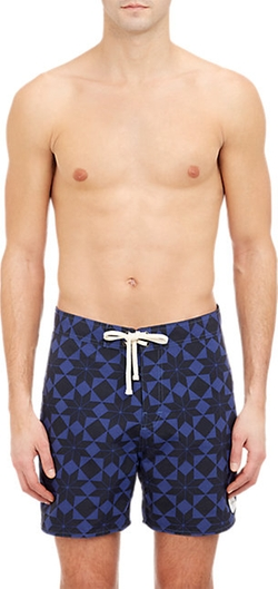 Star Board Shorts by Saturdays Surf NYC in Vacation