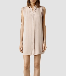 Drain Dress by All Saints in The Flash
