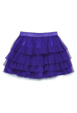 Fancy Tulle Skirt by Forever 21 in Addicted