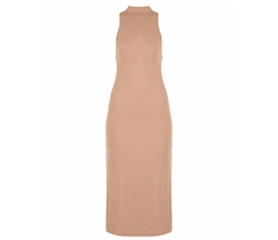 Ribbed Racerback Midi Dress by MyStyleMode in Keeping Up With The Kardashians