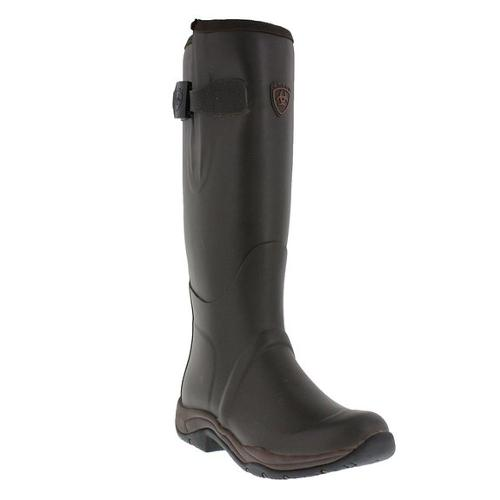 Storm Stopper Wellie Boot by Ariat in Mortdecai