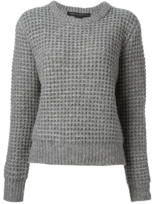 Chunky Knit Sweater by Marc By Marc Jacobs in That Awkward Moment