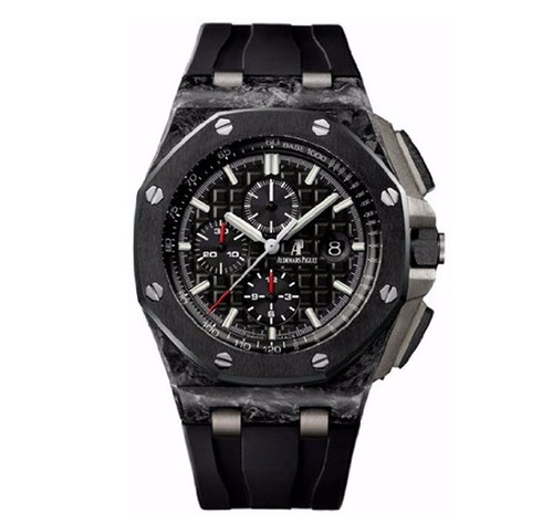 Royal Oak Offshore Chronograph Watch by Audemars Piguet in Ballers