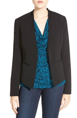 Open Front Blazer by Halogen in Supergirl