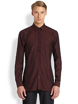 Treyforth Shirt by Burberry London in A Walk Among The Tombstones