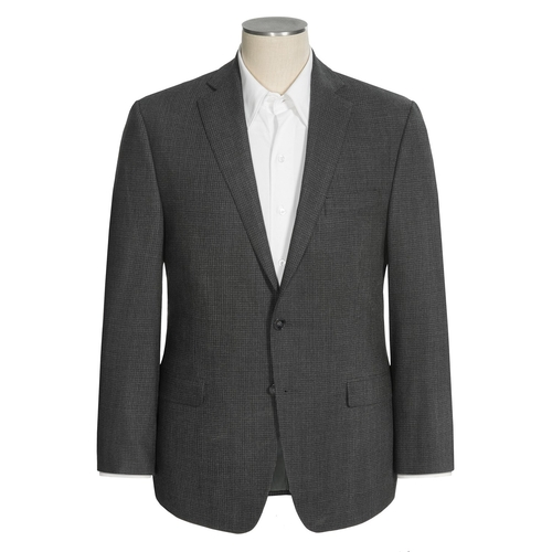 Multi-Tonal Check Sport Coat by Calvin Klein in X-Men: Apocalypse
