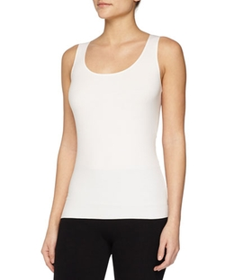 Pure Seamless Tank Top by Wolford in Empire