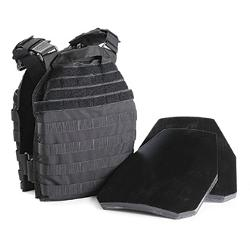 Active Shooter Kit with NIJ 06 Level IV Plates by Point Blank in Savages