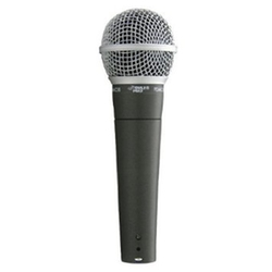 Professional Moving Coil Dynamic Handheld Microphone by Pyle-Pro in Gone Girl