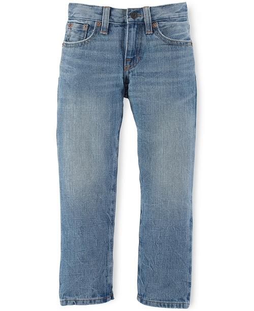 Little Boys' Denim Slim-Fit Jeans by Ralph Lauren in Boyhood