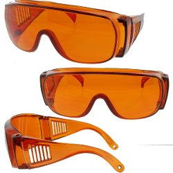 Shield Sunglasses by Fitover in St. Vincent