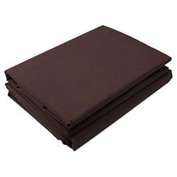 Chocolate Ca King Microfiber Bedding Sheet Set by 287 Shop in Taken 3