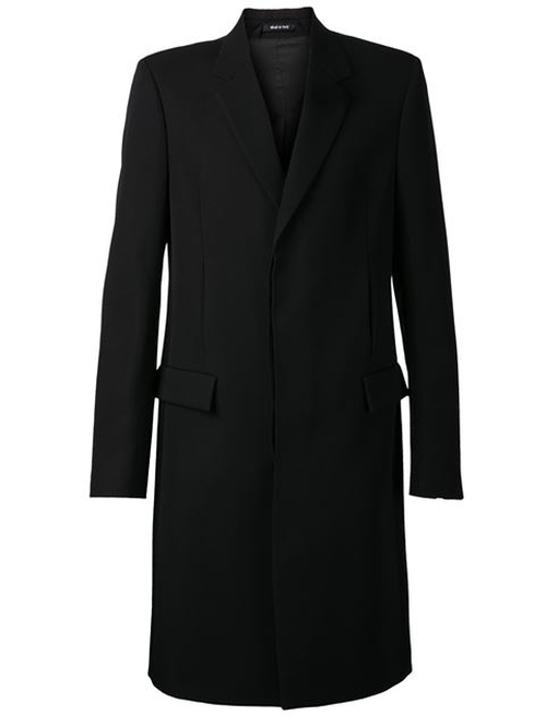 Long Overcoat by Maison Martin Margiela in Mortdecai