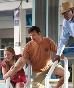 Custom Made Clearwater Marine Hospital Shirt (Harry Connick Jr.) by Earth Creations in Dolphin Tale 2