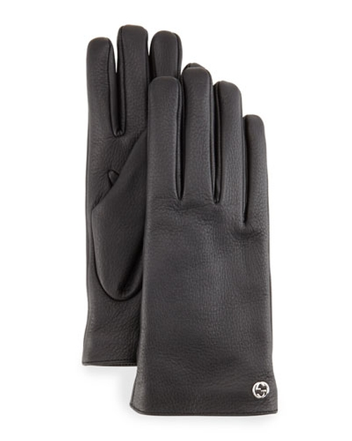 Leather Gloves by Gucci in Tomorrow Never Dies