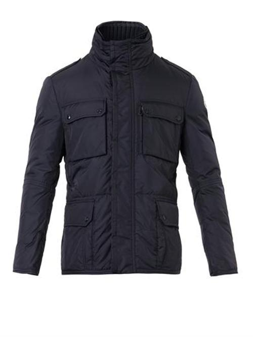 Amazzone Quilted Field Jacket by Moncler in Ride Along