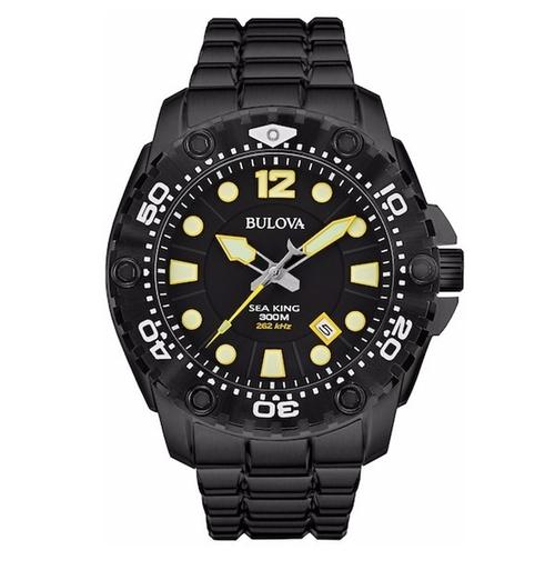 Sea King Sport Bracelet Watch by Bulova in Jurassic World