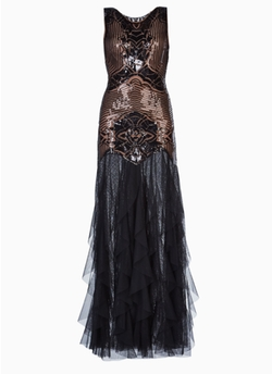 Magdalena Sequined Gown by BCBGMaxazria in The Flash