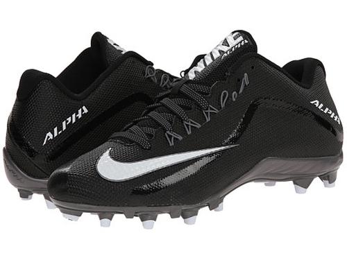 Alpha Pro Football Cleats by Nike in Ballers - Season 1 Episode 4