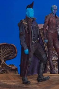 Custom Made Yondu Udonta Costume by Judianna Makovsky (Costume Designer) in Guardians of the Galaxy Vol. 2