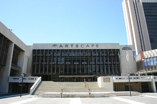 Artscape Theatre Centre Cape Town, South Africa (depicted as Seattle, Washington) in Chronicle