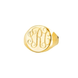 Homme Signet Ring by Mark And Graham in My All American