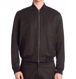 Aviator Baseball Collar Jacket by Cadet in Billions