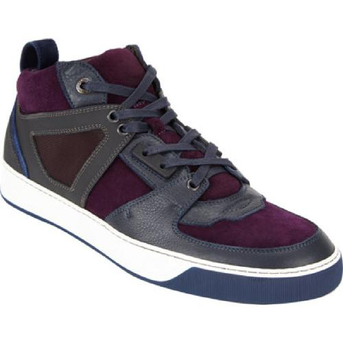 BMX Mid-Top Sneakers by LANVIN in Brick Mansions