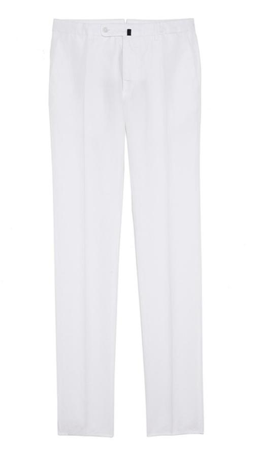 Chinolino Trousers by Incotex in Pain & Gain