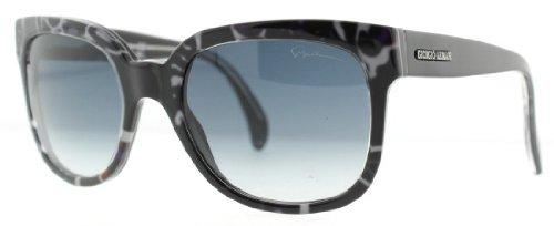 Black Floral With Gray Gradient Lens Sunglasses by Giorgio Armani in The Other Woman
