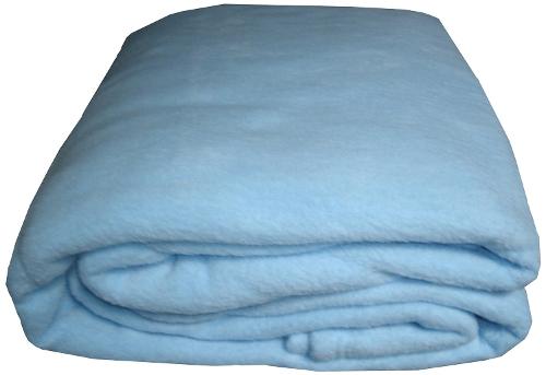 Alta Luxury Hotel Fleece Blanket by Cozy Fleece in The Longest Ride