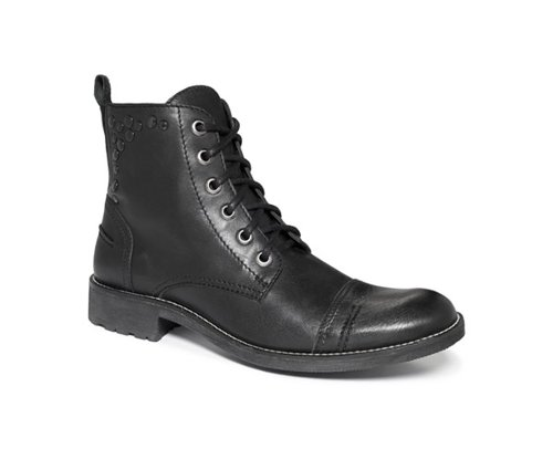 Channing Combat Boots by Guess in The Divergent Series: Insurgent