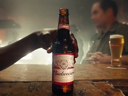 The King of Beers by Budweiser in The Ranch