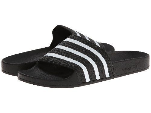 Adilette Slippers by Adidas in Birdman