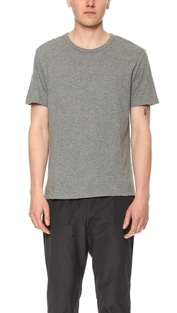 Classic Short Sleeve Tee by T by Alexander Wang in Daddy's Home