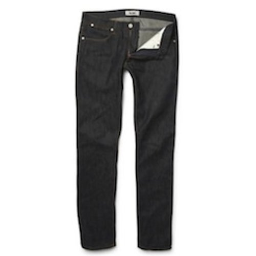 Raw Denim 'Max Soft' Jeans by Acne Studios in Drive