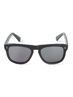 Wayfarer Frame Sunglasses by Cutler & Gross in Self/Less