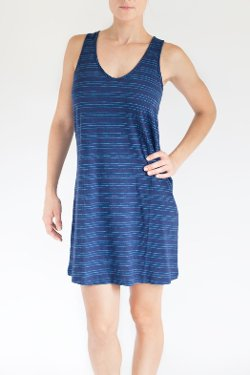 Travel Tank Dress by Lila P in While We're Young